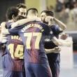 El Barça Lassa se lleva un agónico derbi
