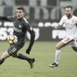 No sofrimento, Inter precisa dos pênaltis para vencer Pordenone e avançar na Copa Itália