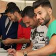 El movimiento en la Ciudad Deportiva Dani Jarque ya ha comenzado