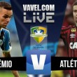 Resultado Grêmio x Atlético-PR no Campeonato Brasileiro 2017 (0-0)