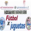 'Fútbol por juguetes', el partido benéfico entre UD Maracena Femenino y Granada Femenino