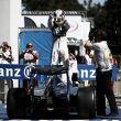 F1, Monza: Mercedes sotto investigazione per la pressione delle gomme