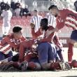 Toni Moya da la victoria al Atlético