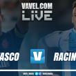 Jogo Vasco X Racing AO VIVO online pela Libertadores 2018