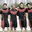 Sesión de menor carga en Vallecas para preparar el partido contra el Barcelona B