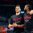 NBA - Los Angeles Clippers, ancora stop per Gallinari