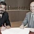 Cinco anos após deixar o Milan, Gattuso retorna ao clube para assumir time de base
