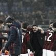 """Milan - Gattuso e Montolivo in coro dopo il 2-1 al Bologna: """"Avanti col lavoro, gruppo unito"""""""