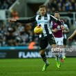 Newcastle United striker Dwight Gayle out for another month with hamstring injury
