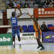 El Guipuzkoa Basket logra ganar sin acierto pero con lucha