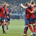 Genoa facing relegation from Serie A