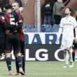 Genoa: continua la preparazione in vista dell'Atalanta, i tifosi non cessano la contestazione