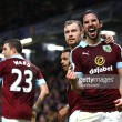 Burnley 3-2 Bournemouth: Hosts edge out Cherries in five-goal thriller