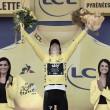 Geraint Thomas conquista su primer Tour de Francia