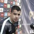 """Gerardo Alcoba: """"En el futbol se vive del momento"""""""