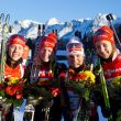 Biathlon, a Le Grand Bornand rivincita Germania in staffetta