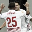 Shakthar Donetsk 2-2 Sevilla FC: Sevilla scores twice to take advantage into second leg