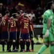 Espanha domina, goleia Israel e mantém liderança do Grupo G nas Eliminatórias