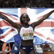 European Athletics Championships: Dina Asher-Smith secures sprint double