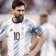 Messi volta atrás e diz que continuará a jogar pela Seleção Argentina