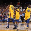 NBA- Golden State non fa prigionieri, Thunder spazzati via