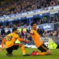 As it happened: Wolves win again to stay 7th against a lacklustre Everton
