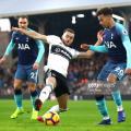Fulham vs Tottenham Hotspur Live Stream Score Commentary in Premier League 2019 (1-0)
