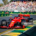 Ferrari struggled in Melbourne (Photo credit: Peter J Fox, Getty Images)