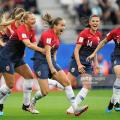 Women's World Cup: Norway 3-0 Nigeria