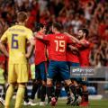 Spain 3-0 Sweden: La Roja enforce penalties on Sweden