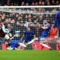 As it happened: West Ham suffer defeat in a close game against Chelsea