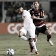 Santos e Flamengo se enfrentam brigando na parte de cima da tabela na Arena Pantanal