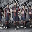 El Eibar ya luce nueva camiseta