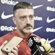 """García Pimienta: """"El equipo va a ir de menos a más"""""""