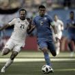 """Thiago Silva comenta choro de Neymar ao fim da partida: """"Tirou peso das costas"""""""