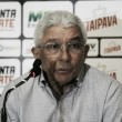 """Givanildo admite erros cometidos no início contra Guarani: """"Não tem o que dizer"""""""