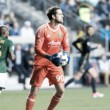 Jake Gleeson is the right goalkeeper for the Portland Timbers