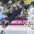 GlobalCaja Ciudad Encantada - FC Barcelona: el del medio centenar llega al Sargal