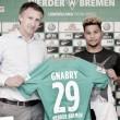 Serge Gnabry completes move to Werder Bremen