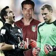 FIFA announce goalkeeping nominations for 2014 FIFPro World XI