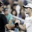 Federer avanza a la final tras la retirada de Goffin