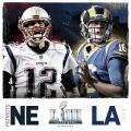 Super Bowl LIII: La experiencia de Brady frente a la juventud de Jared Goff