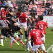 El Nàstic se impone al Lleida Esportiu y pisa firme en el camino al liderato
