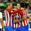 El Atlético de Madrid continúa en la senda de la victoria