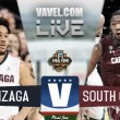 Gonzaga Bulldogs Beat South Carolina (77-73)