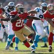 Diretta San Francisco 49ers - Carolina Panthers, live NFL playoff