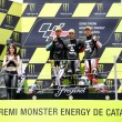 Moto 2 : En signe d'hommage