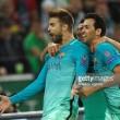 Borussia Mönchengladbach 1-2 FC Barcelona: Second half turnaround downs brave Foals