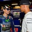 Jorge Lorenzo proverà la Mercedes di Lewis Hamilton