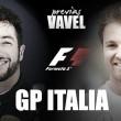 Previa GP Italia: llegada al templo de la velocidad